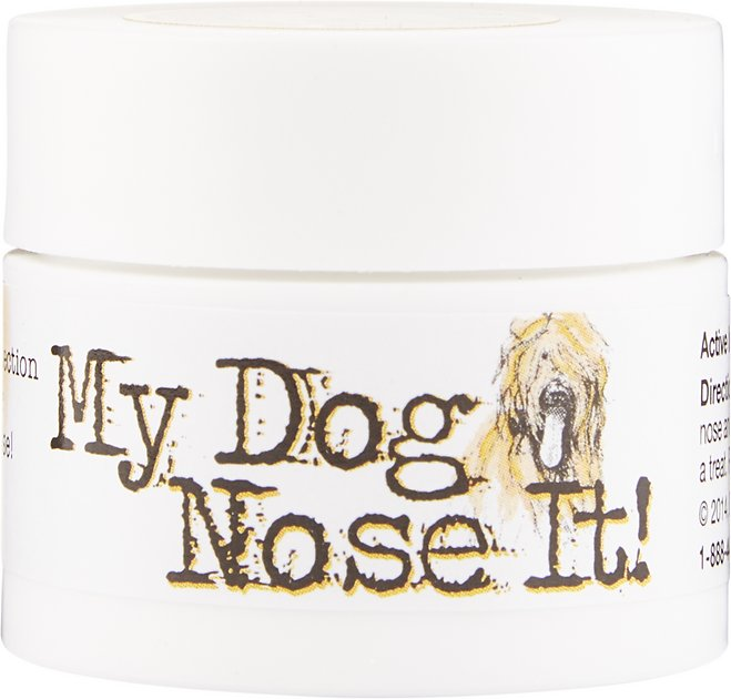 My Dog Nose It Dog Sun Protection Balm 0 5 Oz Chewy Com