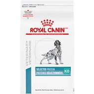 Royal Canin Veterinary Diet Canine Selected Protein Adult KO Dry Dog Food, 30.8-lb bag