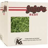Standlee JoJo's Best Premium Western Timothy Hay Small Animal Food, 10-lb box
