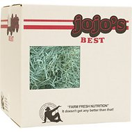 Standlee JoJo's Best Premium Western Orchard Hay Small Animal Food, 25-lb box