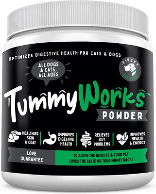 8. Finest for Pets TummyWorks Probiotic and Digestive Dog Supplement