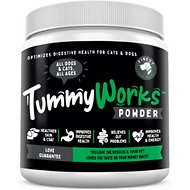 Finest for Pets TummyWorks Probiotics & Digestive Dog & Cat Supplement, 160 scoops