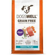 Dogswell Salmon Recipe Adult Grain-Free Dry Dog Food, 4-lb bag