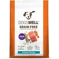 Dogswell Salmon Recipe Adult Grain-Free Dry Dog Food, 11-lb bag