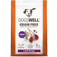 Dogswell Lamb Recipe Adult Grain-Free Dry Dog Food, 24-lb bag
