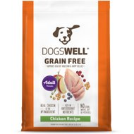 Dogswell Chicken Recipe Adult Grain-Free Dry Dog Food, 4-lb bag
