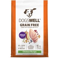 Dogswell Chicken Recipe Adult Grain-Free Dry Dog Food, 24-lb bag