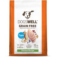 Dogswell Grain-Free Puppy Chicken Recipe Dry Dog Food, 11-lb bag