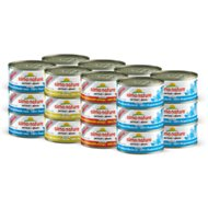 Almo Nature Legend Variety Pack Grain-Free Canned Cat Food, 2.47-oz, case of 24
