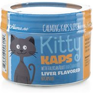 Huma.ne Kitty Kaps Calming Sprinkle Caps,  60-count