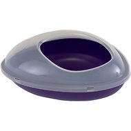 Lixit Chinchilla Dry Bath, Blue/White