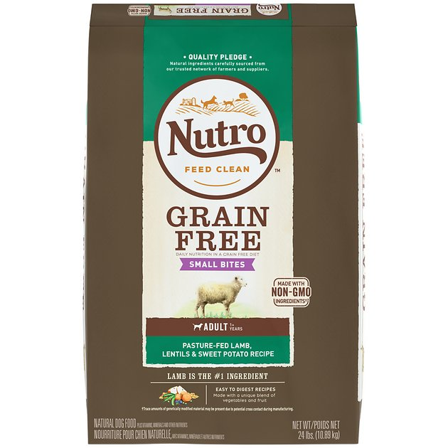 Small Bites Grain Free Dog Food