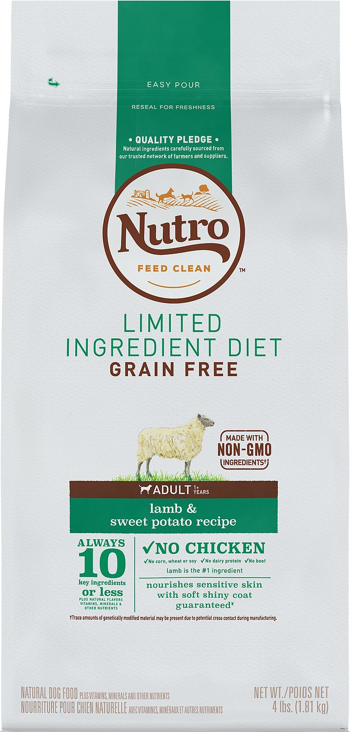 Limited Ingredient Lamb Cat Food