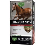 Buckeye Nutrition Ultimate Finish 25 High-Fat Weight Gain Horse Supplement