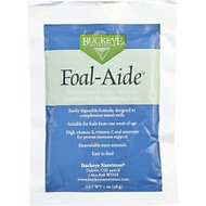 Buckeye Nutrition Foal-Aide Vitamin & Mineral Powdered Horse Supplement, 1-oz packet