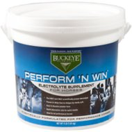 Buckeye Nutrition Perform 'N Win Electrolyte Horse Supplement, 4-lb pail