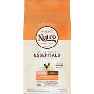 Nutro Wholesome Essentials Toy Breed Adult Farm-Raised Chicken, Brown Rice & Sweet Potato Recipe Dry Dog Food, 5-lb bag