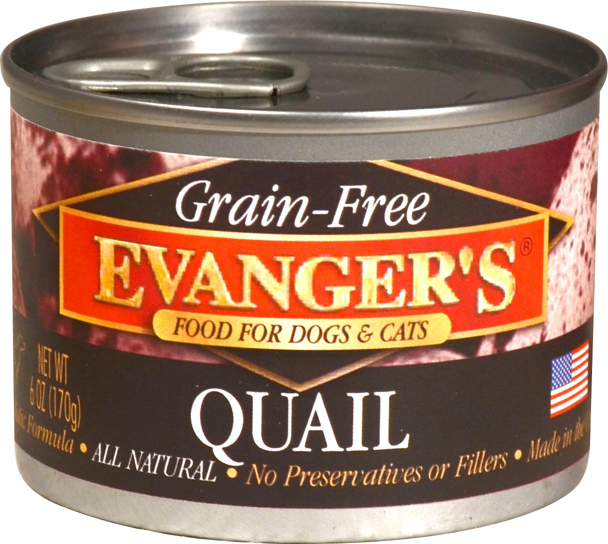 Evanger S Grain Free Canned Dog Food