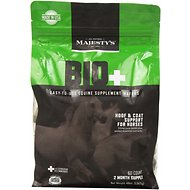 Majesty's Bio+ Wafers Hoof & Coat Support Horse Supplement, 60 count