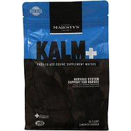 Majesty's Kalm+ Wafers Nervous System Support Horse Supplement, 30 count