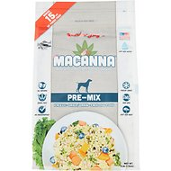 Grandma Lucy's Macanna Grain-Free/Freeze-Dried Dog Food Pre-Mix, 3-lb bag