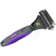 Hertzko Double Sided Pet Dematting Comb