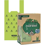 Pogi's Pet Supplies Scented Poop Bags with Easy-Tie Handles, 300 count