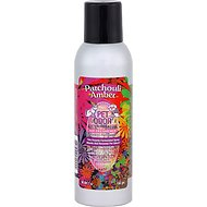 Pet Odor Exterminator Patchouli Amber Air Freshener, 7-oz bottle