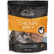 Emmy's Best Premium Chicken Jerky Dog Treats, 8-oz bag