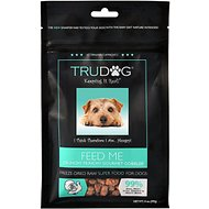 TruDog Feed Me Turkey Grain-Free Freeze-Dried Dog Food, 8-oz bag