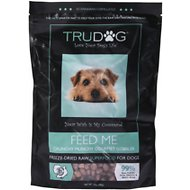 TruDog Feed Me Turkey Grain-Free Freeze-Dried Raw Dog Food, 14-oz bag