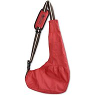 Cozy Courier Pet Products Cozy Courier Dog Sling, Red