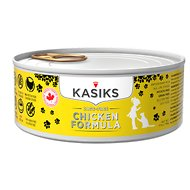 KASIKS Cage-Free Chicken Formula Grain-Free Canned Cat Food, 5.5-oz, case of 24