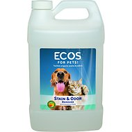 ECOS for Pets! Stain & Odor Remover, 1-gal bottle