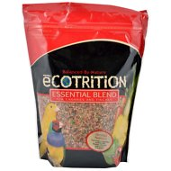 eCOTRITION Essential Blend Canary & Finch Bird Food, 2-lb bag