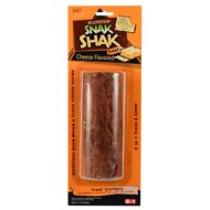 eCOTRITION Snak Shak Cheese Flavored Rabbit, Guinea Pig & Chinchilla Treat, 7.7-oz treat