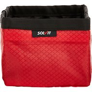 Solvit Travel Hound Collapsible Travel Bowl, 50-oz