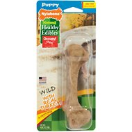 Nylabone Healthy Edibles Wild Turkey Puppy Treat Bone, 1 count