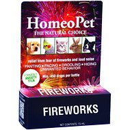 HomeoPet Anxiety TFLN Dog, Cat, Bird & Small Animal Supplement, 450 drops