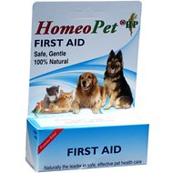 HomeoPet First Aid Dog, Cat, Bird & Small Animal Supplement, 450 drops