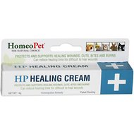 HomeoPet HP Healing Cream for Pets, 14g tube
