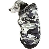 Pet Life Fashion Parka Dog Coat, Medium
