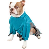 Dog Helios Blizzard Full-Bodied Reflective Dog Jacket, Blue, Large