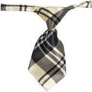 Pet Life Fashionable and Trendy Dog Neck Tie, Yellow & Black