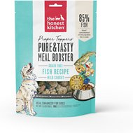The Honest Kitchen Proper Toppers Grain-Free Fish Recipe Dog Food Topper, 5.5-oz bag