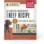 The Honest Kitchen Hope Grain-Free Dehydrated Dog Food, 10-lb box