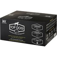 Top Dog Deluxe Activated Black Carbon Dog Relief Pads, 80 count