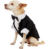 East Side Collection Yappily Ever After Groom Dog Tux, Small