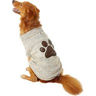 Zack & Zoey Aberdeen Dog & Cat Sweater, Large