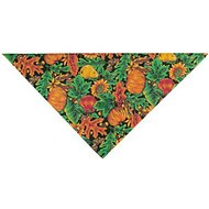 Top Performance Acorns & Pumpkins Dog Bandana